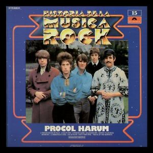 PROCOL-HARUM-SPAIN-LP-POLYDOR-1981-NEAR-MINT-HISTORIA-DE-LA-MUSICA-ROCK-15