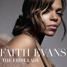 Faith Evans - CD, The First Lady, R&B *90's* Album, Great Tracklist