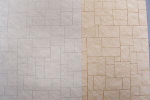 1-12-Casa-Delle-Bambole-Qualita-Cartone-Minster-Pietra-Carta-A3-29-7cm-x-43cm