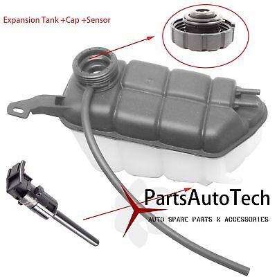 Cap Sensor W221 S CL Class Mercedes Coolant Reservoir Overflow Expansion Tank