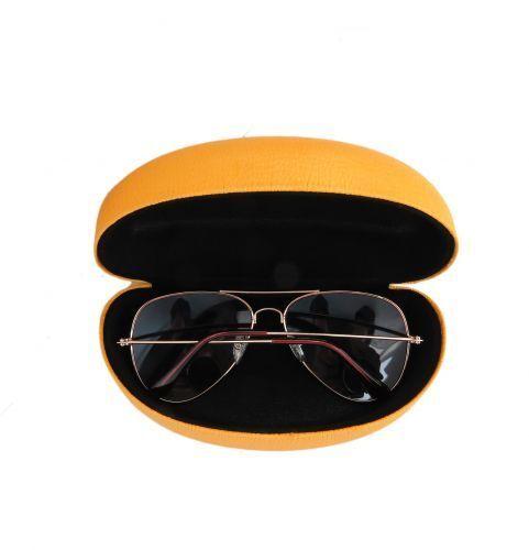 Sonia Originelli Brillenetui Uni Hardcase Kunstleder Samtig Brillen Neu