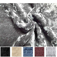 New Plush Soft Rich Luxury Crush Velvet Upholstery Sofa Curtain Furniture Fabric