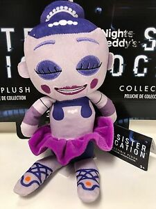Funko Toys Five Nights at Freddys FNAF Sister Location BALLORA 8in Plush