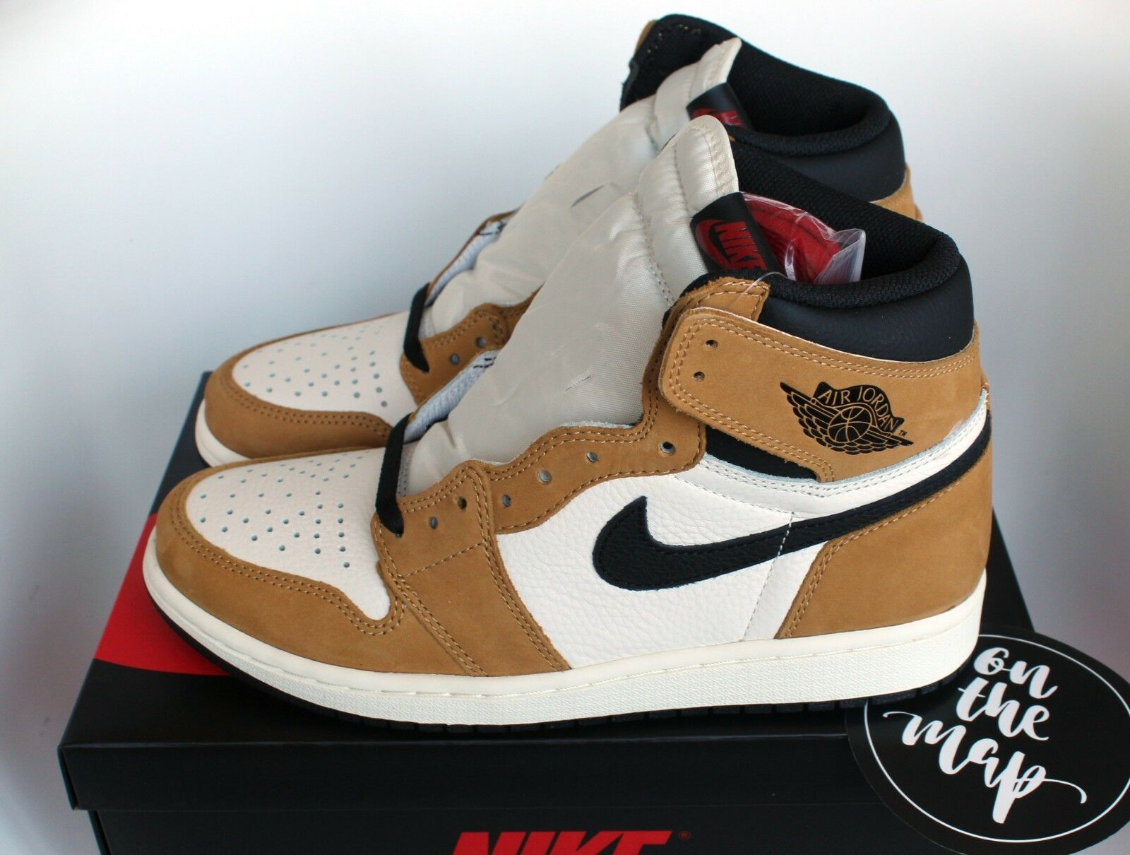 Nike Air Jordan 1 Retro High OG redY Rookie of The Year