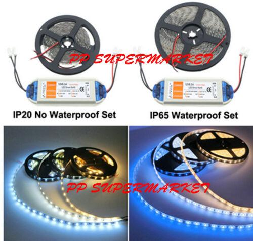 DC12V 6.3A LED Driver Flexible LED Light Sets LED Strip 5730 5m