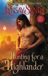 Hunting-for-a-Highlander-by-Lynsay-Sands-author