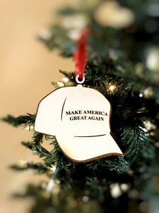 Yuuge-Donald-Trump-Make-America-Great-Again-ornament-It-039-s-Yuuuge-MAGA-HAT