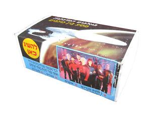 1994-Panini-Star-Trek-The-Next-Generation-Stickers-Distribution-Box-100-Packs
