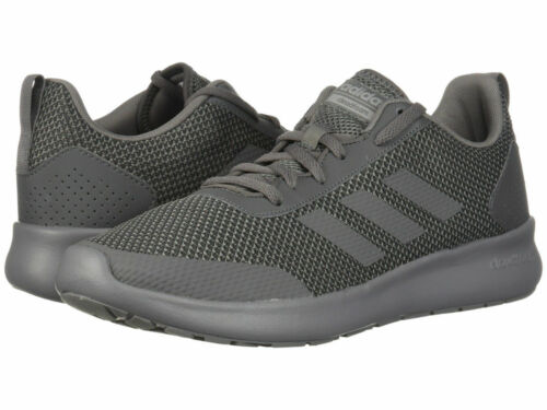 Men Adidas Element Race Running Mesh Upper DB1454 Grey Grey 100/% Authentic New