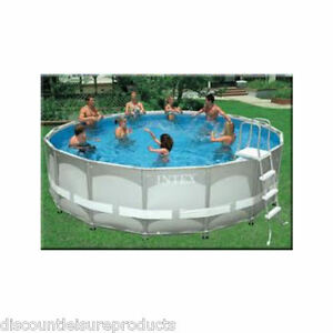 Intex Ultra Frame Swimming Pool Above Ground Paddling Pool