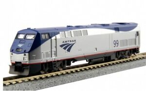 Kato-176-6031-N-Locomotive-GE-P42-034-Genesis-034-Amtrak-phase-V-Late-160