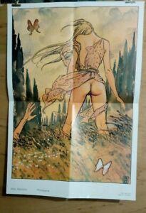 Affiche-Milo-Manara-Primavera-Poster-43x64-cm-pliee-en-4