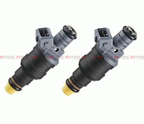 High Performance Low Impedance 1600cc 160LB LBS//HR Top Fuel Injectors x 2 pc