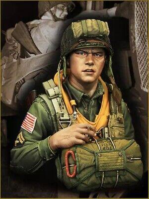 1/16 Resin Figure Model Kit US Soldiers 101st Airborne