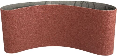 110 X 620 MM Grain 40 F5 10 X Klingspor Abrasive Belt Ls 309 Xh Hobbänder