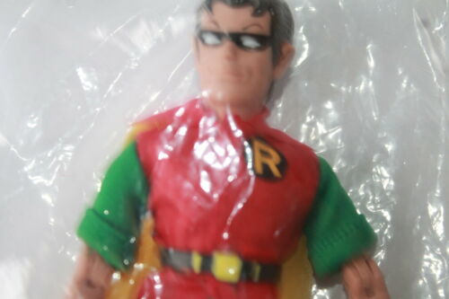 FIRST APPEARANCES ROBIN    ; POLYBAG  8 INCH ACTION FIGURE