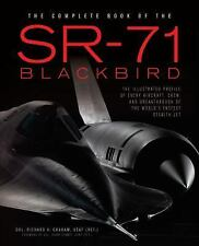 COMPLETE BOOK OF THE SR-71 - RICHARD H. GRAHAM (HARDCOVER) NEW
