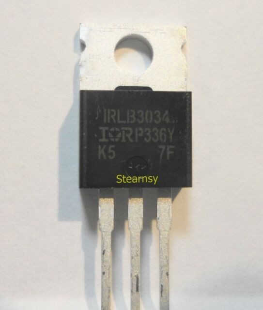 International Rectifier IRLB3034PBF MOSFET 40V 343A 1.7mOhm Ideal for Box Mods