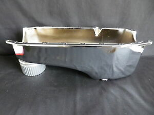 CHEVROLET-SMALL-BLOCK-SUMP-OIL-PAN-80-TO-84-283-350-CHROME