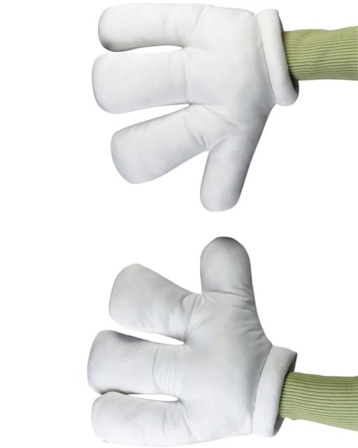 Large Cartoon Hand Gloves