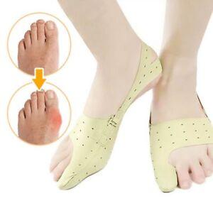 Toe-Corrector-Elastic-Foot-Bunion-Spreader-Pad-Hallux-Valgus-Orthopedic-Sleeve