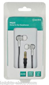 Metal-De-Alta-Calidad-In-Ear-auriculares-estereo-de-3-5-mm-10-mm-altavoces-de-neodimio