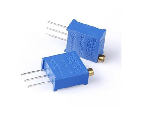 10pcs 3296W-104 3296 W 100K Ohm Trim Pot Trimmer Potentiometer ZP