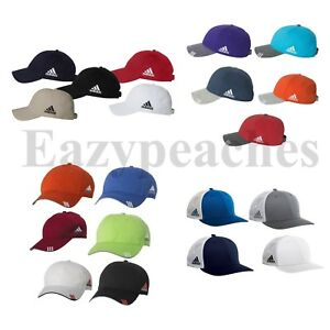 289aefb4 ADIDAS GOLF Men's Adjustable Baseball Cap Unstructured Structure Hat ...