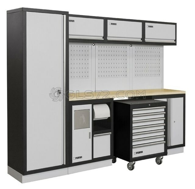 Modular Furniture Bench Tool Cabinets