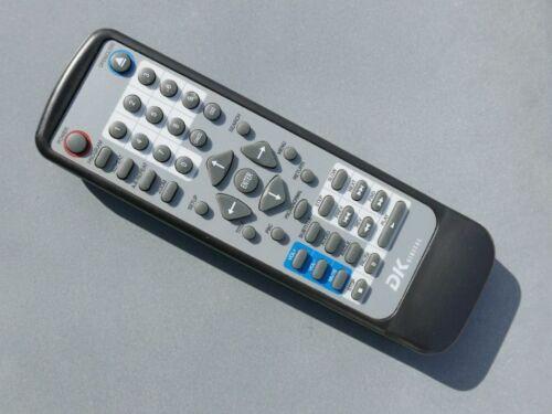 Fernbedienung DK Digital DVD-338 gebraucht DVD-436 und DVD-448