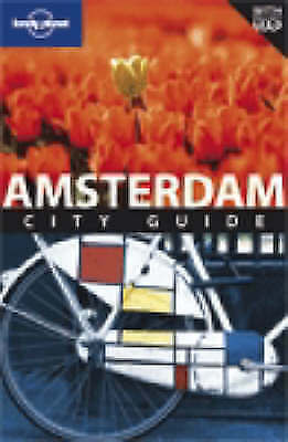 Amsterdam (Lonely Planet City Guides), Gray, Jeremy, Very Good Book
