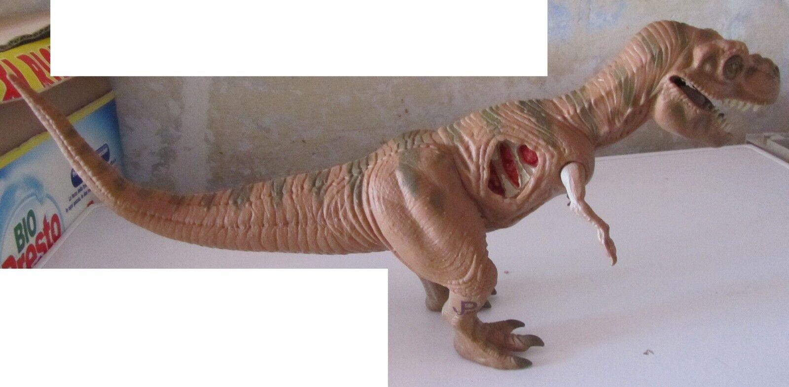 Baby T-Rex Tyrannosaurus Tirannosauro Jurassic Park Action Figure SPESE GRATIS