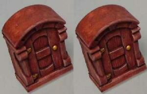 Roleplay-Scenery-D-amp-D-Warhammer-Heroquest-Cupboard-Set-of-2