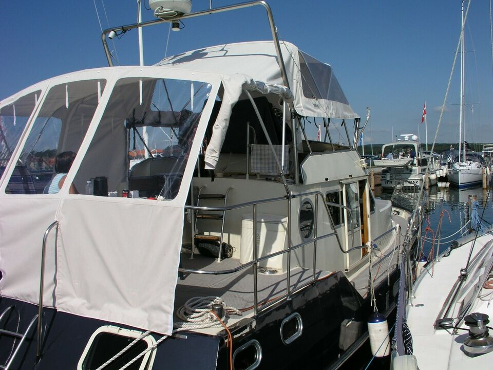 WAVERUNNER 34, Motorbåd, årg. 2005