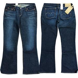 star Super Low Denim Neu W32 L32 Boyau Jeans G Blau Damen Bootcut pqfHBEndW
