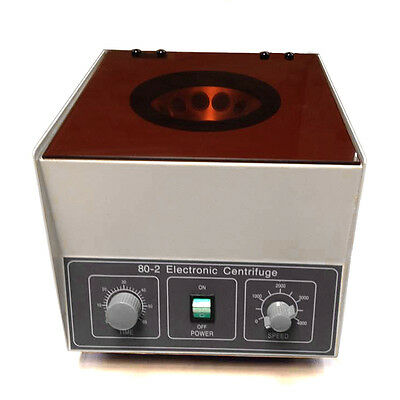 Professional Variable Speed Digital 80-2 Centrifuge 4000rpm NEW 12x20ml Rotor