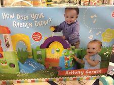 Little Tikes 632624 Activity Garden Baby Playset For Sale Online Ebay