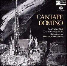 Oscars Motettk r, Stockholm, Oscar's Motet Choir - Cantate Domino [New SACD] Hyb