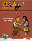 Listos 1 Framework Edition Teachers Guide by Pearson Education Limited (Spiral bound, 2003)