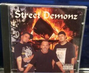 Street Demons - 2006 CD feat. Boondox Prozak Killa C horrorcore S.H.I. juggalo