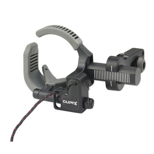 1 Pc Outdoor Compound Bow Right Hand Arrow Rest Micro Adjustable Archery Holder