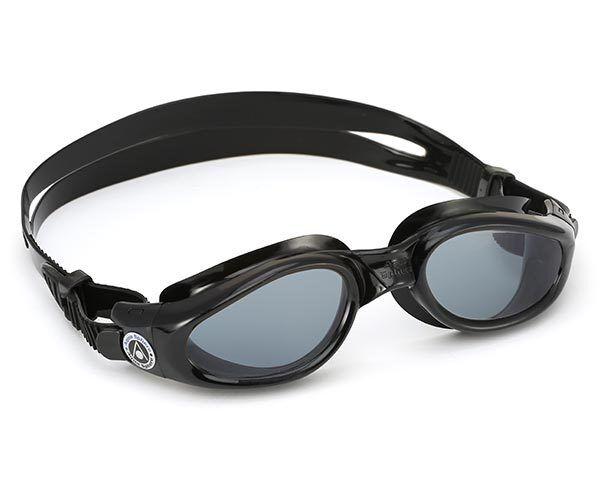 6c13a7afd7e6 Aqua Sphere Kaiman Swimming Goggles - Smoked Tinted