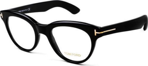 a9bbb6b76b6 Tom Ford Eyeglasses Unisex TF 5378 Black 001 Tf5378 49mm for sale online
