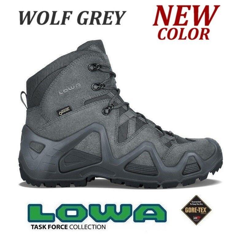 Casual salvaje Lowa Zephyr Mid Gtx Gore tex Wolf Grey all sizes 41-46