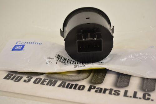 Chevrolet Trailblazer GMC Envoy Transfer Case Selector Switch new OEM 25965895