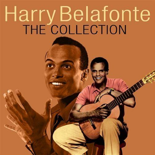 Harry Belafonte Collection (19 tracks, #ccscd186) [CD]