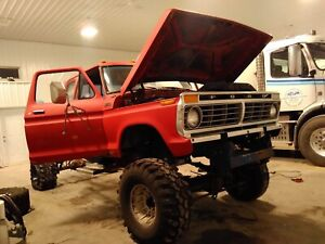 1976 Ford F 250