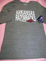 Blue 84 Women's Arkansas Razorbacks Shirt Medium