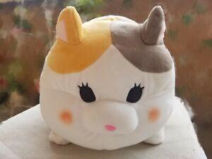 PSL-Square-ENIX-Final-Fantasy-XIV-14-Online-Fat-Cat-Cushion-Plush-8in