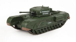 Carri-Armati-Russi-1-72-Tank-Mk-III-Churchill-WWII-Diecast-Fabbri-Eaglemoss